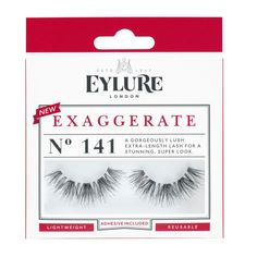 Eylure Strip Eyelashes Exaggerate Faux Cils No. Best False Eyelashes, Applying False Lashes, Fake Lashes, Eyelash Serum, Eyelash Glue, Volume Curls, Wispy Lashes, For Lash, Beauty Products