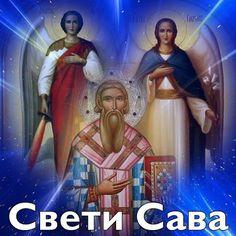 SlAvKo JOVIČIĆ SLAVUJ:  27.1.2017. је Свети Сава, световно име Растко, монашко име Сава  - За сва времена!