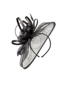 Satin rose fabric fascinator by Mascara. Shop now: http://www.navabi.us/accessories-mascara-satin-rose-fabric-fascinator-dark-blue-31017-2400.html?utm_source=pinterest&utm_medium=social-media&utm_campaign=pin-it