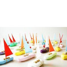 bottle boats