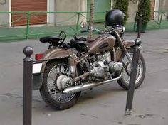 Мотоцикл с коляской М-63 Урал-2