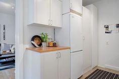 Mini piso de 40 m² de estilo escandinavo