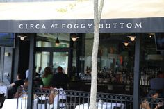 Foggy Bottom: A Walkers Dream Neighborhood