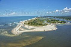 North End-Freeman Park Carolina Beach Boardwalk, High Tide, Beach Chairs, Scenery, Ocean, Island, Vacation, Park, Water