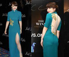 Actress Sexy Vintage Cheongsam Photography | 1st Blog of Qipao, Cheongsam, Chinese dress - SenseofCHina.com