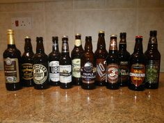 First 12 beers delivered from BeerBods