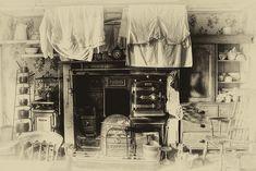 The Edwardian Kitchen... by TheBaldingOne.deviantart.com on @deviantART
