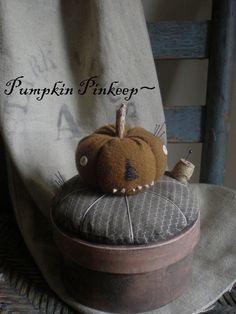 pumpkin pinkeep