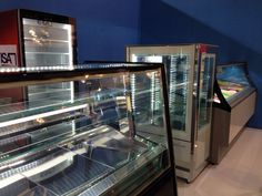 ISA at Host 2013 in Fiera Milano, Italy - www.isaitaly.com #forniture #icecream #pastry #bar