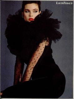 Louis Feraud 1980s-- Fabulous!
