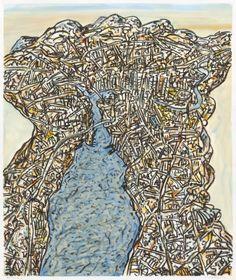 Jan Senbergs - artist - Niagara Galleries