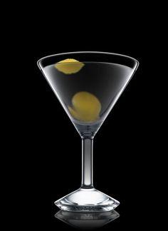 Vodkatini - Llenar un recipiente de mezcla con hielo. Añadir todos los ingredientes. Remover y colar en una copa de cóctel refrigerada. Decorar con un aceituna verde y limón. 6 Partes ABSOLUT VODKA, 1 Parte Vermú seco, 1 Aceituna verde Entera, 1 Piel Limón