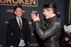 Miyavi in 'Unbroken' Premieres in Hollywood — Part 4