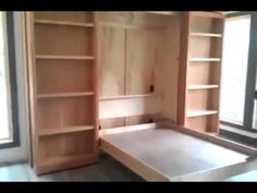 Bed wall unit