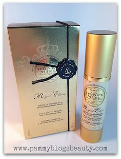 Pammy Blogs Beauty: Perlier's Honey Miel Royal Elixir Face Youth Serum #PerlierOnHSN