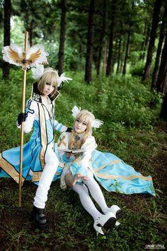 Ragnarok Online Arch Bishop cosplay (source: Miyuko FB fanpage) http://www.facebook.com/media/set/?set=a.391631887515086.97709.240819332596343&type=3