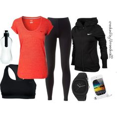 PARK RUNNING GEAR.... if I ran, I would totally rock this!!!!:)