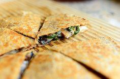 Grilled Jalapeno Quesadillas