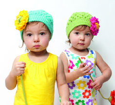 Floral Hats | crochet today