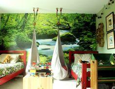 110 creative ideas: Mural for the nursery! - Your Decoration Style