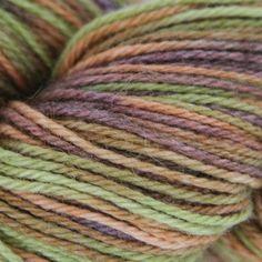 Manos del Uruguay Serena Space Dyed Yarn at WEBS | Yarn.com 60% Baby Alpaca/ 40% Pima Cotton sport 170 yds