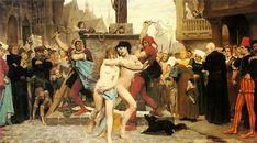 Jules Arsène Garnier - Le supplice des adultères - Jules-Arsène Garnier – Wikipedia
