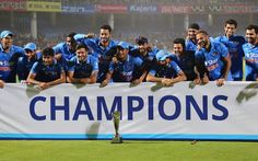 #India Crush #SriLanka By 9 Wickets To Clinch Series