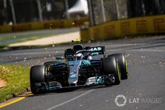 Grid 15th, with penalties, Valtteri Bottas, Mercedes-AMG F1 W09 EQ Power+