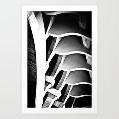 fractal ford Art Print by blumwurks | Society6