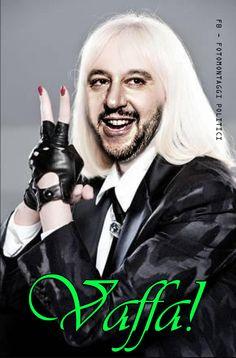 Salvini - Vaffanculo agli avversari politici