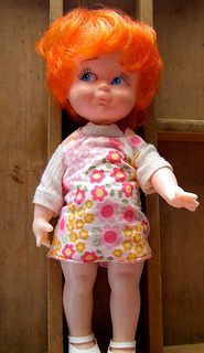 Red head dolly | Flickr - Photo Sharing!