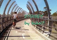 Definitely going this in more places while traveling: Buy a cheap, used bike - explore and be free - sell it again. Sydney is not (yet) really a bike city like Melbourne, but it's still awesome to discover the city by bike! Some tips for Sydney by bike on the blog. November 2017 was my bike month in Sydney. It was quite easy to buy and sell the bike around 60$ online, same here in Melbourne now. And the ferry to Manly has space for bikes even on busy Sundays, no extra charge!