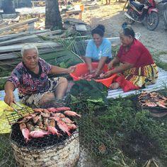 Cooking fish, Nov 2016 Photo Credit: Malofou Auina on FB  15032757_10154191895805668_6697207201294732791_n.jpg (960×960)