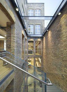 Apple Store, Covent Garden, London, Bohlin Cywinski Jackson Architects...#DesignGenius