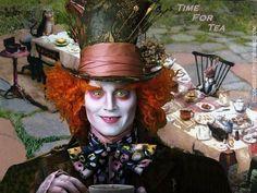 Mad Hatter (Johnny Depp) - mad-hatter-johnny-depp Photo