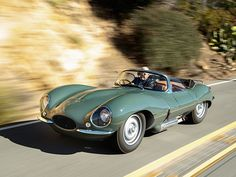 Back To The Future: Jaguar Unveils 'Brand New' 1957 XKSS