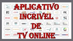 SAIUUU!!! Aplicativo INCRÍVEL de TV ONLINE!!(App PREMIUM)
