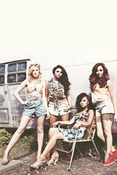 little mix is amazing. I'm like the only person in the USA who even know of their existence.<<<