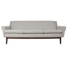 Danish Mid Century Modern Sofa | From A Unique Collection Of Antique And Modern  Sofas At Http://www.1stdibs.com/furniture/seating/sofas/