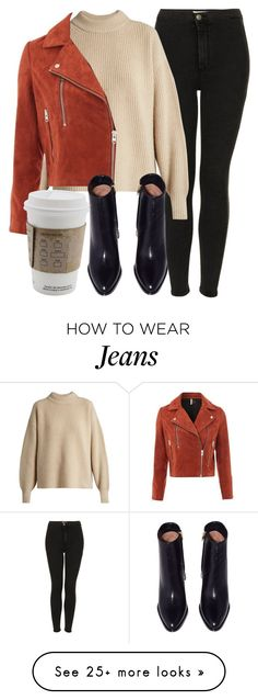 """Untitled #6439"" by laurenmboot on Polyvore featuring Topshop and The Row"