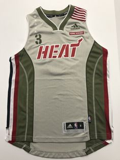 160f5964ef6 Miami Heat Home Strong Wade Jersey - Youth