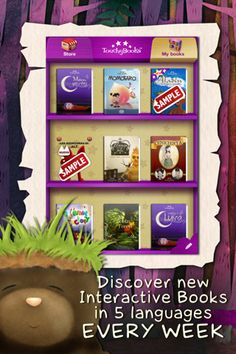 touchybooks kids interactive books (free)