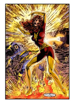 """Marvel Comics of the 1980s: John Byrne's X-Men portfolio ❁❁❁Thanks, Pinterest Pinners, for stopping by, viewing, pinning, & following my boards.  Have a beautiful day! ❁❁❁ **<>**✮✮""""Feel free to share on Pinterest""""✮✮"""" #comics  #gifts www.unocollectibles.com"""