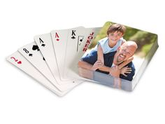 Photo playing cards??