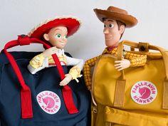 Fjällräven Kånken - Toy Story - monikäyttöinen reppu -www. Toy Story, Fjallraven, Disneyland Photos, Florida Girl, Study Hard, Kanken Backpack, Travel Essentials, Doll Toys, Sweden