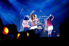 Tamanho original Tour Generación RBD En Vivo Live in Rio Live in Rio Live in Rio