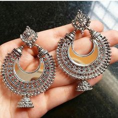 Can Sterling Silver Rings Be Resized Indian Jewelry Earrings, Silver Jewellery Indian, Jewelry Design Earrings, Silver Jewelry, Silver Earrings, Silver Ring, Ear Jewelry, Antique Earrings, Dainty Jewelry