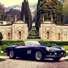 Beautiful Ferrari California