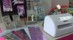 Wendy's World - Elizabeth Craft Design Shimmer Sheetz - 15.03.13