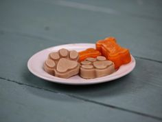 Give your favorite four-legged friend a cool and creamy relief from the heat with these ice pops made developed especially for dogs—i.e....